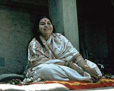 Shri Mataji Miracle Picture